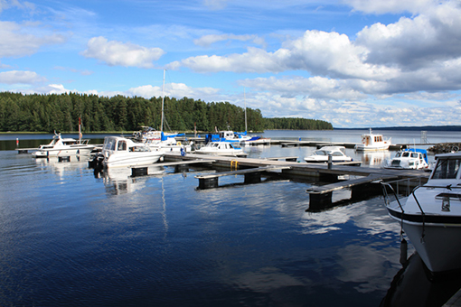 New Port Padasjoki