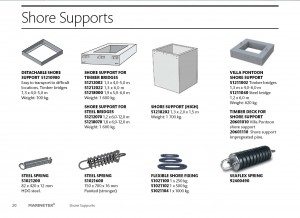Villa Pontoons & Marina Equipment 2012_shoresupports